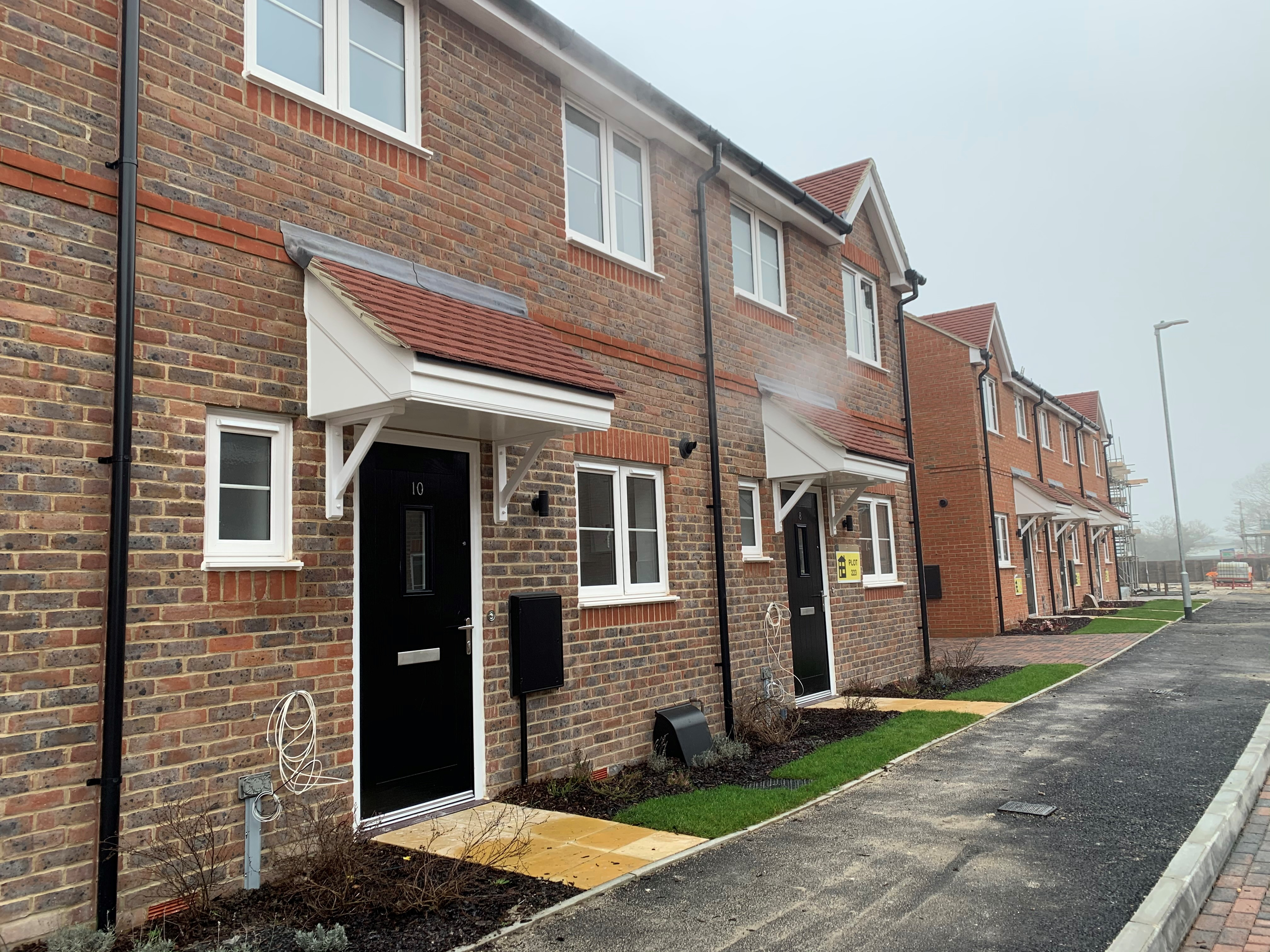 New Properties available soon at Icknield Way, Tring